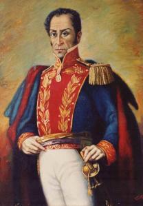 Nuestro Libertador Simón Bolivar