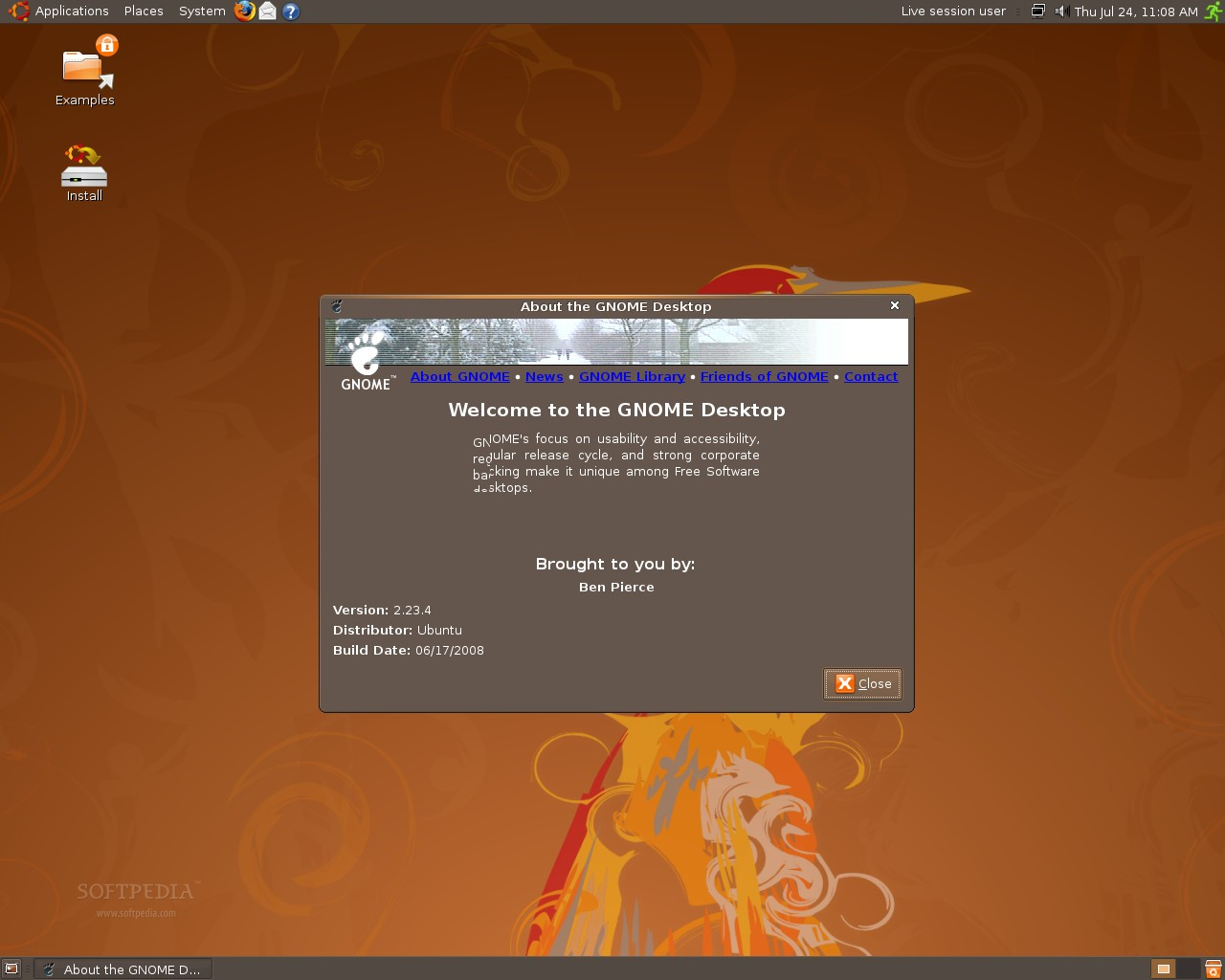 Can ubuntu intrepid webcam chat agree