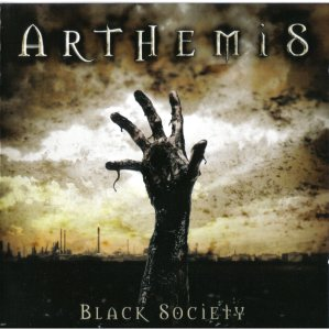 Caratula del Disco Arthemis - Black Society