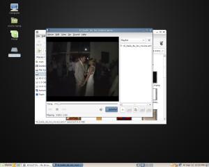 Reproduciendo videos con Totem