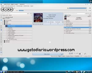 Amarok 2.1 KDE 4.2.3