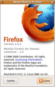 Pantallazo-About Mozilla Firefox