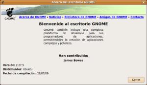 Pantallazo-Acerca del escritorio GNOME