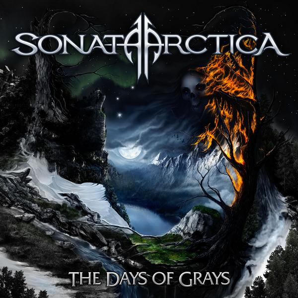Sonata Arctica  -The Days Of Grays - Flag in...MP3