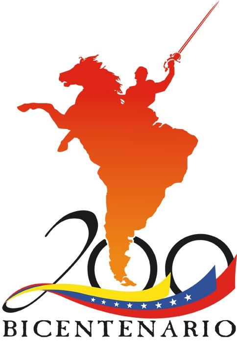 Año Bicentenario de la independencia Venezolana